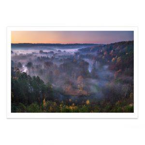 fotografija; printas; foto paveikslas; pirkti; fotografijos printas; arturas jendovickis; jendovickis; peizazas; landscape; rukas; puckoriu atodanga; atodanga; ruduo
