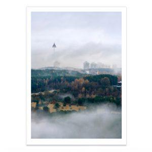 fotografija; printas; foto paveikslas; pirkti; fotografijos printas; arturas jendovickis; jendovickis; peizazas; landscape; tv bokstas; televizijos bokstas; tw tower; rukas;