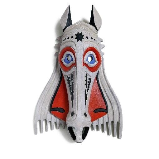suvenyrai; dovanos; verslo dovanos; aksesuarai; medine; kauke; simbolis; menas; pirkti; medine kauke; wooden mask; horse; horse mask; arklys; arklio kauke;