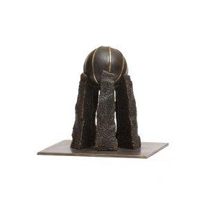 krepsinis; skulptura;