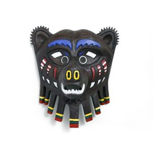 Wooden masks